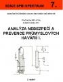 Analýza nebezpečí a prevence průmyslových havárií I.