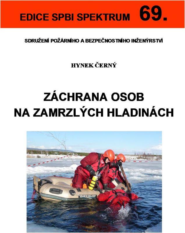 Záchrana osob na zamrzlých hladinách