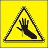 Nebezpečí propíchnutí ruky