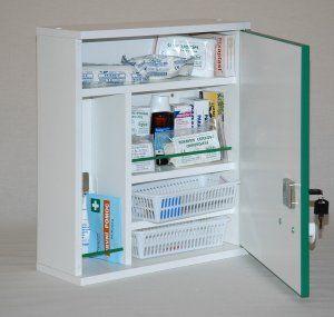 Lékárnička DL460 závěsná bez vybavení