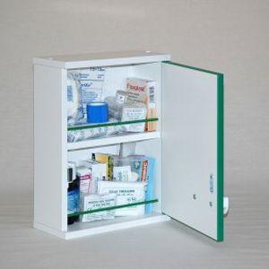 Závěsná lékárnička LD 200 bez vybavení